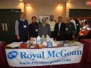 ROYAL McGOUN  /  Bun-Lim Tea - Rami Naccache & équipe de ventes