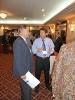 Dave Rich (Aldra Service de linge)  &  Benoit Chagnon (Harco Canada)