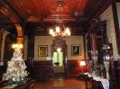 Noël 2011  -  Palier menant aux chambres de la résidence Mount Stephen