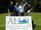 Tournoi de golf - 2009